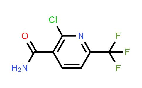 2-CHLORO-6-(TRIFLUOROMETHYL)NICOTINAMIDE