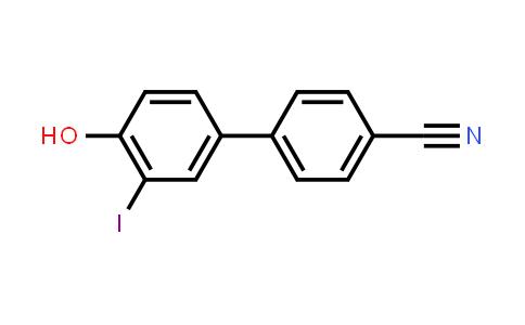 4'-HYDROXY-3'-IODO-BIPHENYL-4-CARBONITRILE