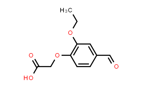 2-(2-Ethoxy-4-formylphenoxy)acetic acid