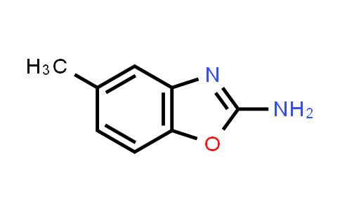 5-Methylbenzoxazole-2-amine