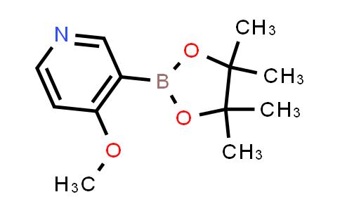4-METHOXY-3-(4,4,5,5-TETRAMETHYL-[1,3,2]DIOXABOROLAN-2-YL)-PYRIDINE