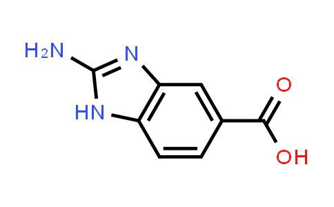 2-AMINO-1H-BENZIMIDAZOLE-5-CARBOXYLIC ACID