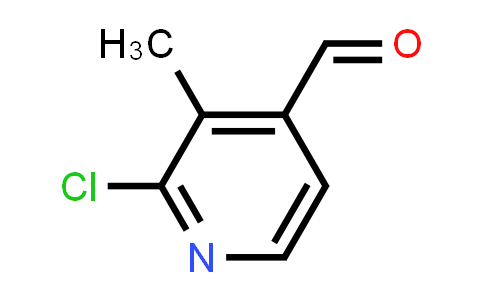2-Chloro-3-methylpyridine-4-carboxaldehyde