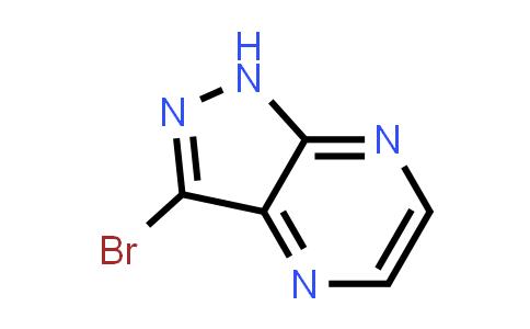 3-BROMO-1H-PYRAZOLO[3,4-B]PYRAZINE