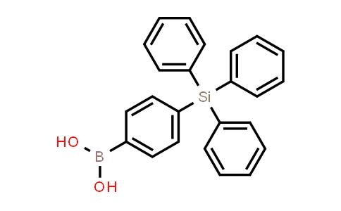 [4-(Triphenylsilyl)phenyl]boronic acid