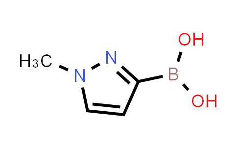 BORONIC ACID, B-(1-METHYL-1H-PYRAZOL-3-YL)-