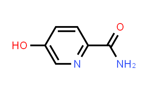 2-PYRIDINECARBOXAMIDE, 5-HYDROXY-