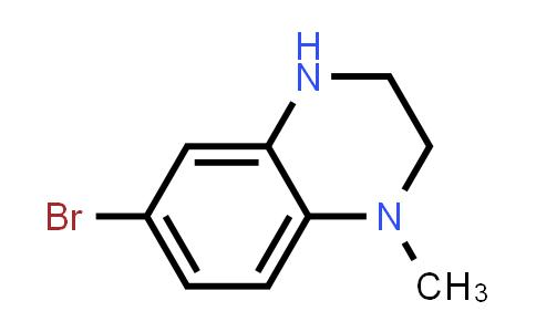 6-BroMo-1-Methyl-1,2,3,4-tetrahydroquinoxaline