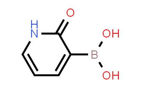 1,2-Dihydro-2-oxo-pyridin-3-ylboronic acid