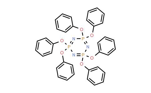 Hexaphenoxycyclotriphosphazene