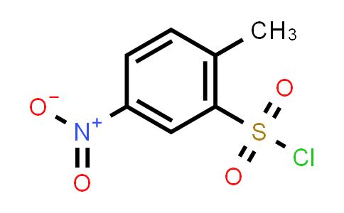 2-Methyl-5-nitrobenzenesulfonyl chloride