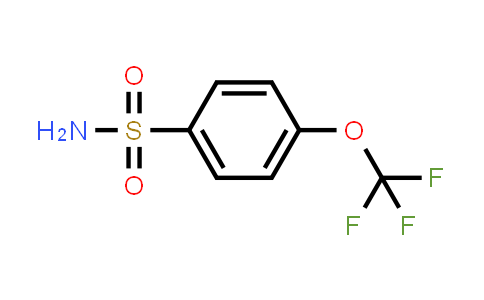 4-(Trifluoromethoxy)benzenesulfonamide