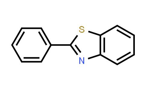 2-Phenylbenzothiazole