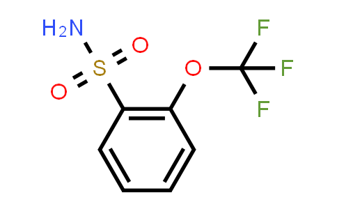 2-(TRIFLUOROMETHOXY)BENZENESULFONAMIDE