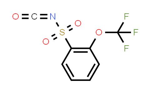 2-(Trifluoromethoxy)benzenesulfonyl isocyanate
