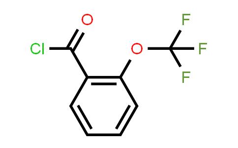 2-(TRIFLUOROMETHOXY)BENZOYL CHLORIDE