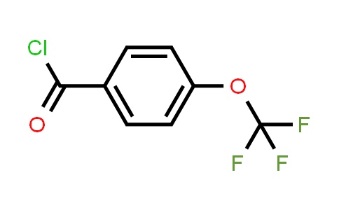 4-(TRIFLUOROMETHOXY)BENZOYL CHLORIDE