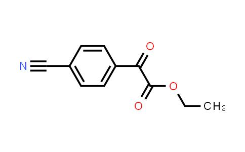 ETHYL 4-CYANOBENZOYLFORMATE