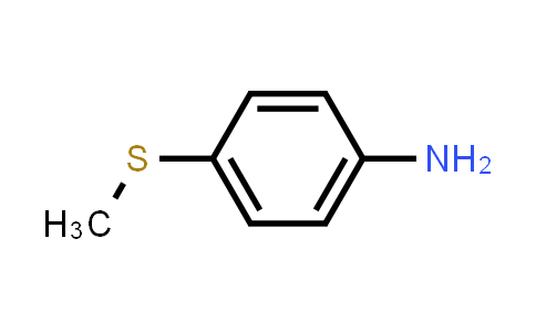 4-(Methylmercapto)aniline