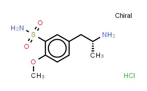 (R)-(+)-5-(2-AMINOPROPYL)-2-METHOXYBENZENE SULFONAMIDE HYDROCHLORIDE