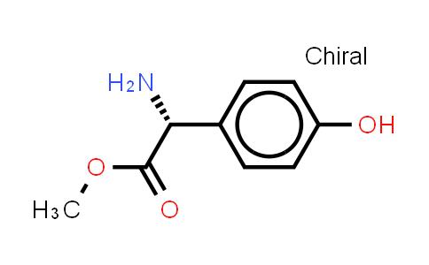 Methyl D-(-)-4-hydroxy-phenylglycinate