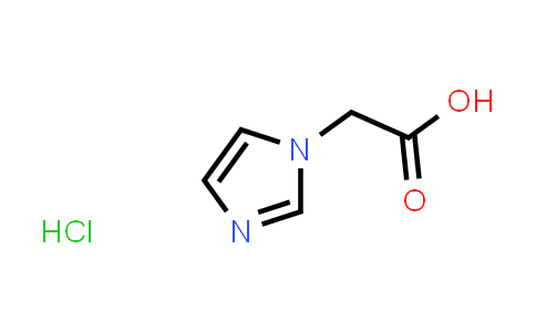 1H-Imidazole-1-acetic acid hydrochloride