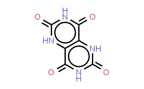 2,4,6,8-Tetrahydroxy-Pyrimido-(5,4D)Pyrimidine