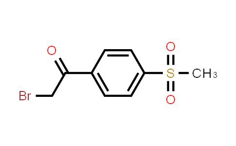2-Bromo-1-[4-(methylsulfonyl)phenyl]-1-ethanone