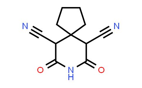 7,9-DIOXO-8-AZASPIRO(4.5)DECANE-6,10-DICARBONITRILE, 98%, MIXT. (+/-)/MESO