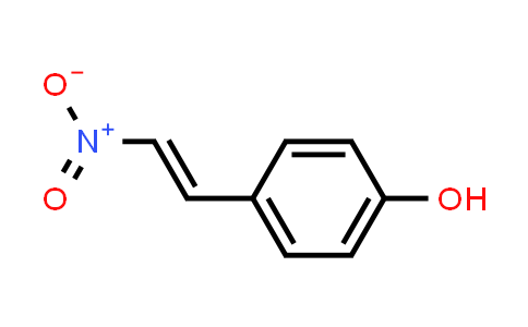 4-Hydroxy-b-nitrostyrene