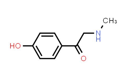1-(4-hydroxyphenyl)-2-(methylamino)ethan-1-one