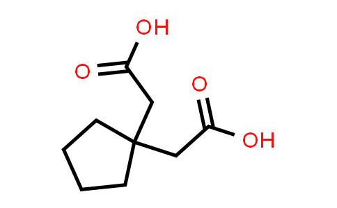 Cyclopentane-1,1-diacetic acid