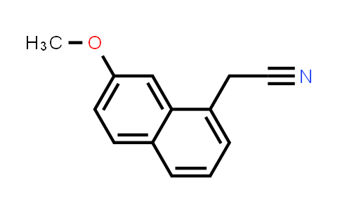 7-Methoxy-1-naphthylacetonitrile