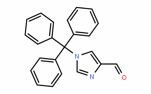 1-trityl-1H-imidazole-4-carbaldehyde