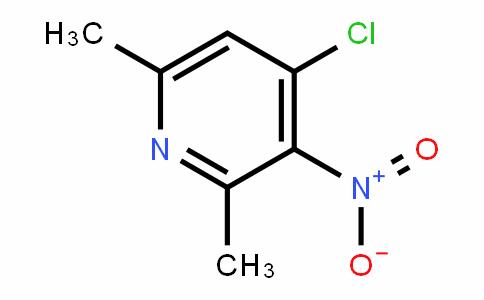 4-Chloro-2,6-dimethyl-3-nitropyridine