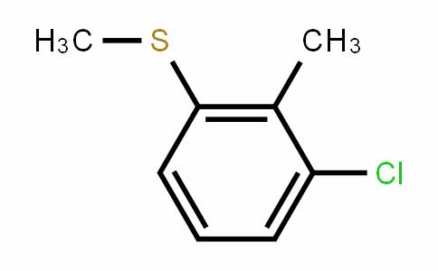 3-Chloro-2-methylphenyl methyl sulfide