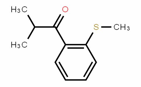2-Methyl-1-[2-(methylsulfanyl)phenyl]propan-1-one