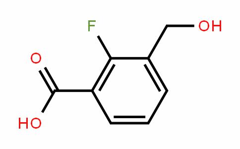 2-Fluoro-3-(hydroxymethyl)benzoic acid