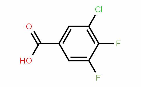 3-Chloro-4,5-difluorobenzoic acid