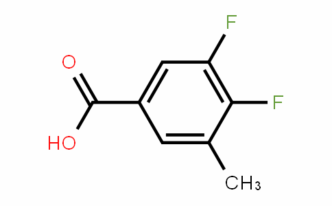 3,4-Difluoro-5-methylbenzoic acid