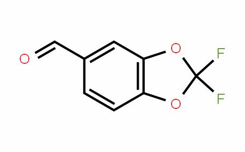 2,2-Difluorobenzodioxole-5-carboxaldehyde