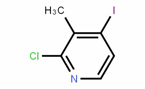 2-Chloro-4-iodo-3-picoline