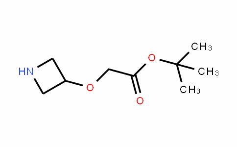 tert-butyl 2-(azetidin-3-yloxy)acetate