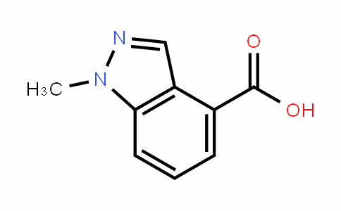 1-methyl-1H-indazole-4-carboxylic acid