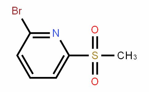 2-bromo-6-(methylsulfonyl)pyridine