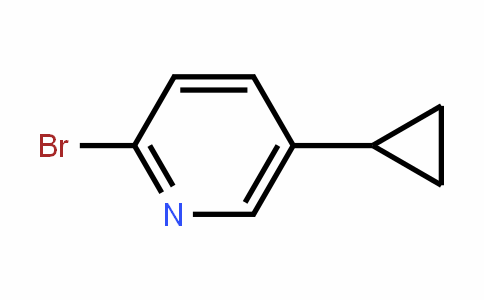 2-bromo-5-cyclopropylpyridine