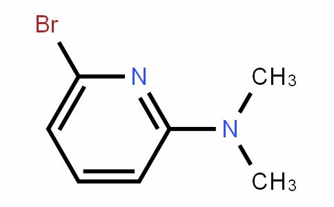6-BROMO-2-N,N-DIMETHYLAMINOPYRIDINE