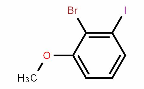 2-bromo-1-iodo-3-methoxybenzene