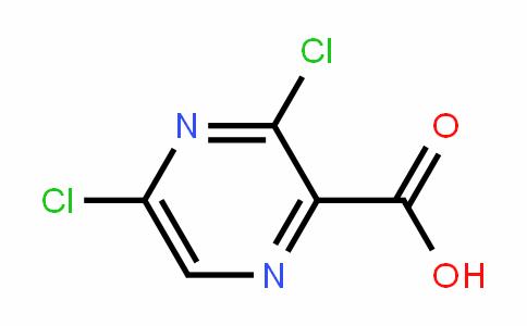 3,5-dichloropyrazine-2-carboxylic acid