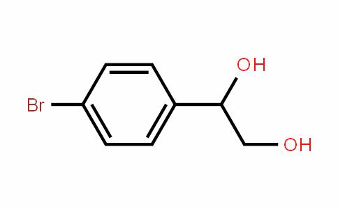 1-(4-bromophenyl)ethane-1,2-diol